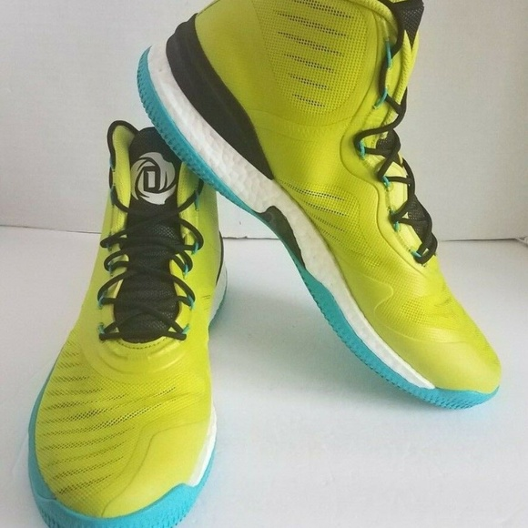 8f554437482 adidas Other - adidas Boost D Rose 8 Mens Basketball Shoes